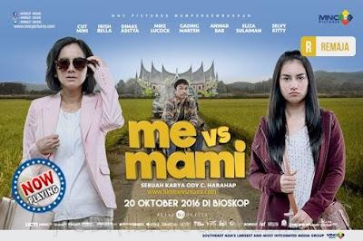 Sinopsis film Me Vs Mami (2016)