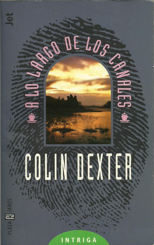 A lo largo de los canales  - Colin Dexter A%2Blo%2Blargo%2Bde%2Blos%2Bcanales