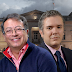 DEMOCRACIA / EMPATE ENTRE PETRO E IVAN
