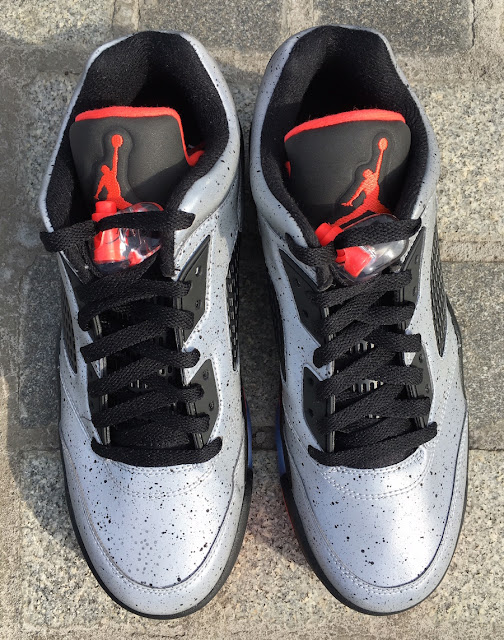 Neymar Air Jordan 5 Retro Low