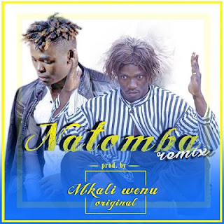 Mkali Wenu Original - Natamba Remix [Aslay song]