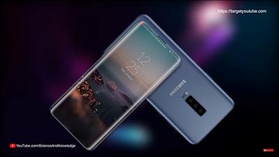 Chiêm ngưỡng bộ ảnh mới của Samsung S10 đẹp khó cưỡng - 240340