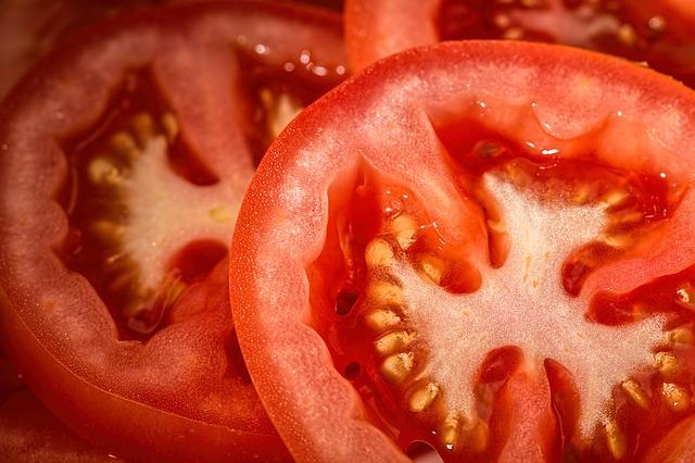 비타민 미네랄이 풍부한 토마토