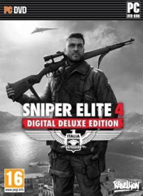 Sniper Elite 4 Deluxe Edition PC [Full] Español [MEGA]