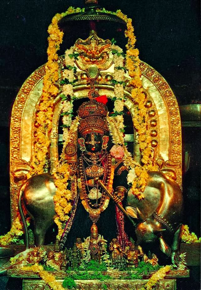 Photo Of Udupi Sri Krishna Idol Pictures Of Udupi Sri