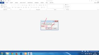 Cara Memberikan Password pada Semua Versi Microsoft Word