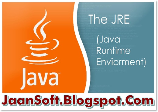 Java Runtime Environment 2018 Latest Download