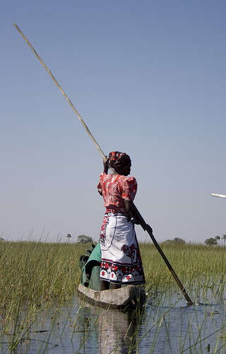 Fishing in West Africa