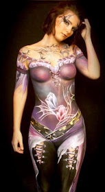 Ideas Arts And Crafts Projects Body Painting Ideas Women