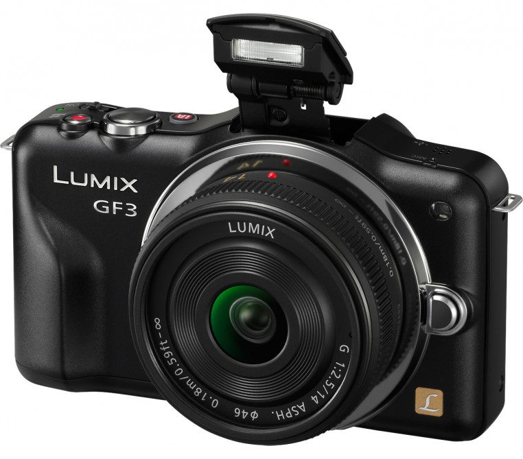 Panasonic Lumix DMC-GF3 black