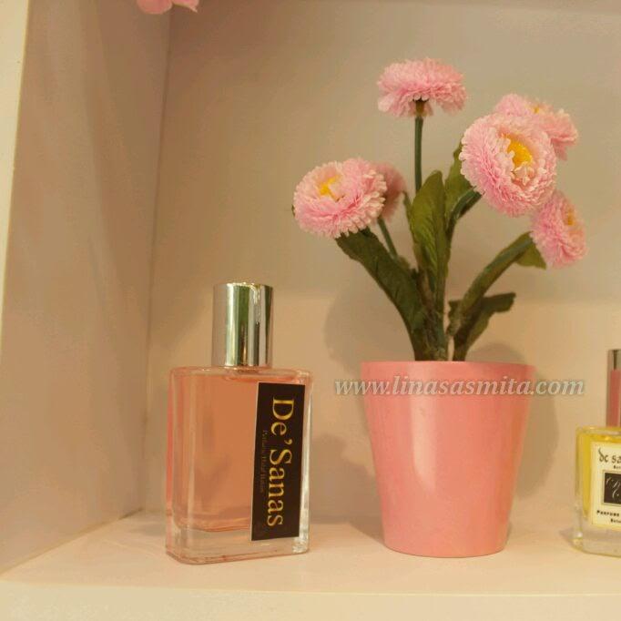 De'Sanas Pelopor Parfum Halal MUI di Kota Batam
