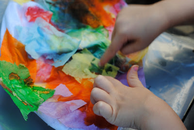 kids activities about rainbows