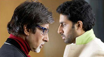 Amitabh Bachchan, Abhishek Bachchan Upcoming movie Time Machine release date image, poster, star cast