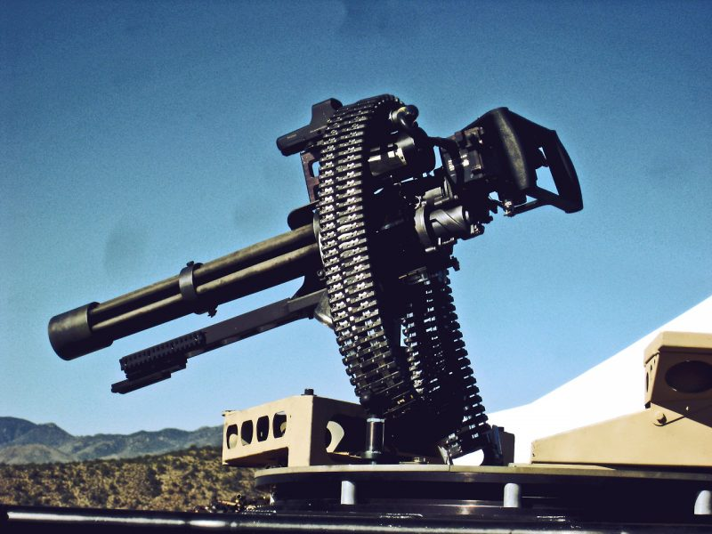 Gatling Gun M134D