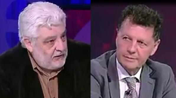 Vicente Romero y Alfonso Rojo