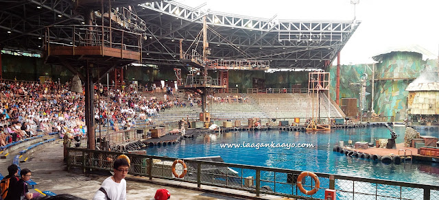 Waterworld at Universal Studios Singapore