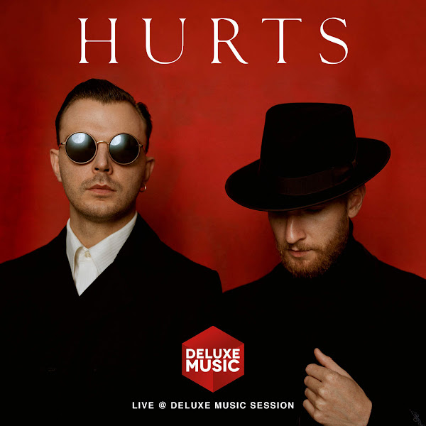 Hurts - Live @ Deluxe Music Session - Single Cover
