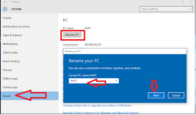 Windows 10: How to Rename or Change PC Name,how to rename pc in windows 10,how to change pc name in windows 10,windows 10 pc name change,how to edit pc name,how to change pc name,how to rename pc name,desktop pc,laptop rename,how to change,how to do,how to rename,Rename PC,Microsoft windows,windows 7,windows 8.1,windows 10,rename pc,change pc name,How to change pc name,how to rename computer name Rename pc in windows 10,set pc name,action center
