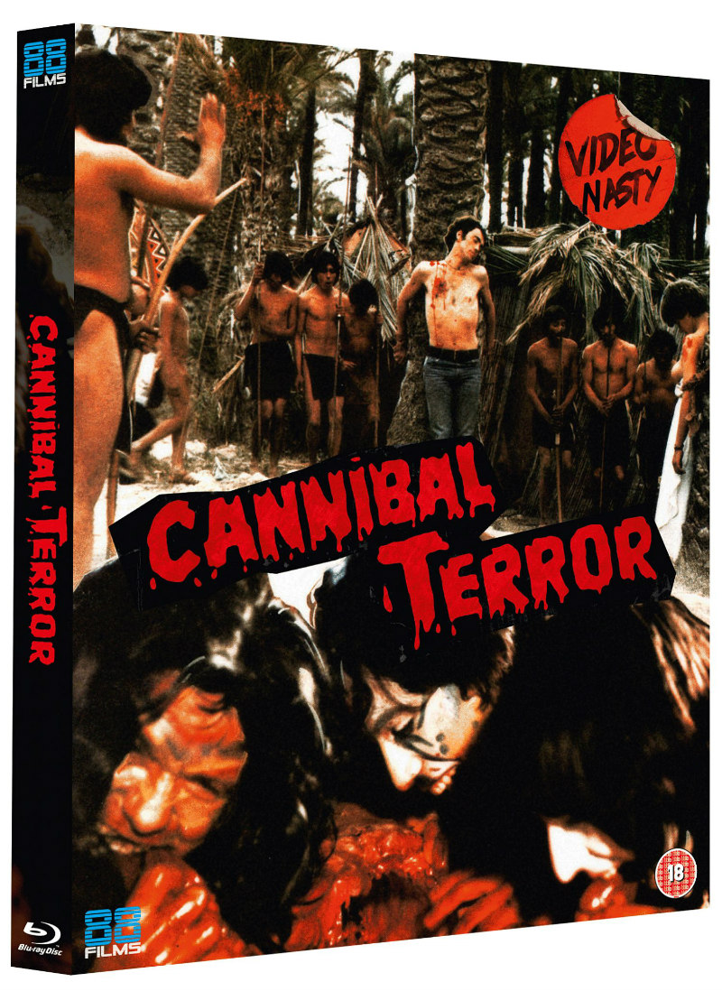 cannibal terror 88 films