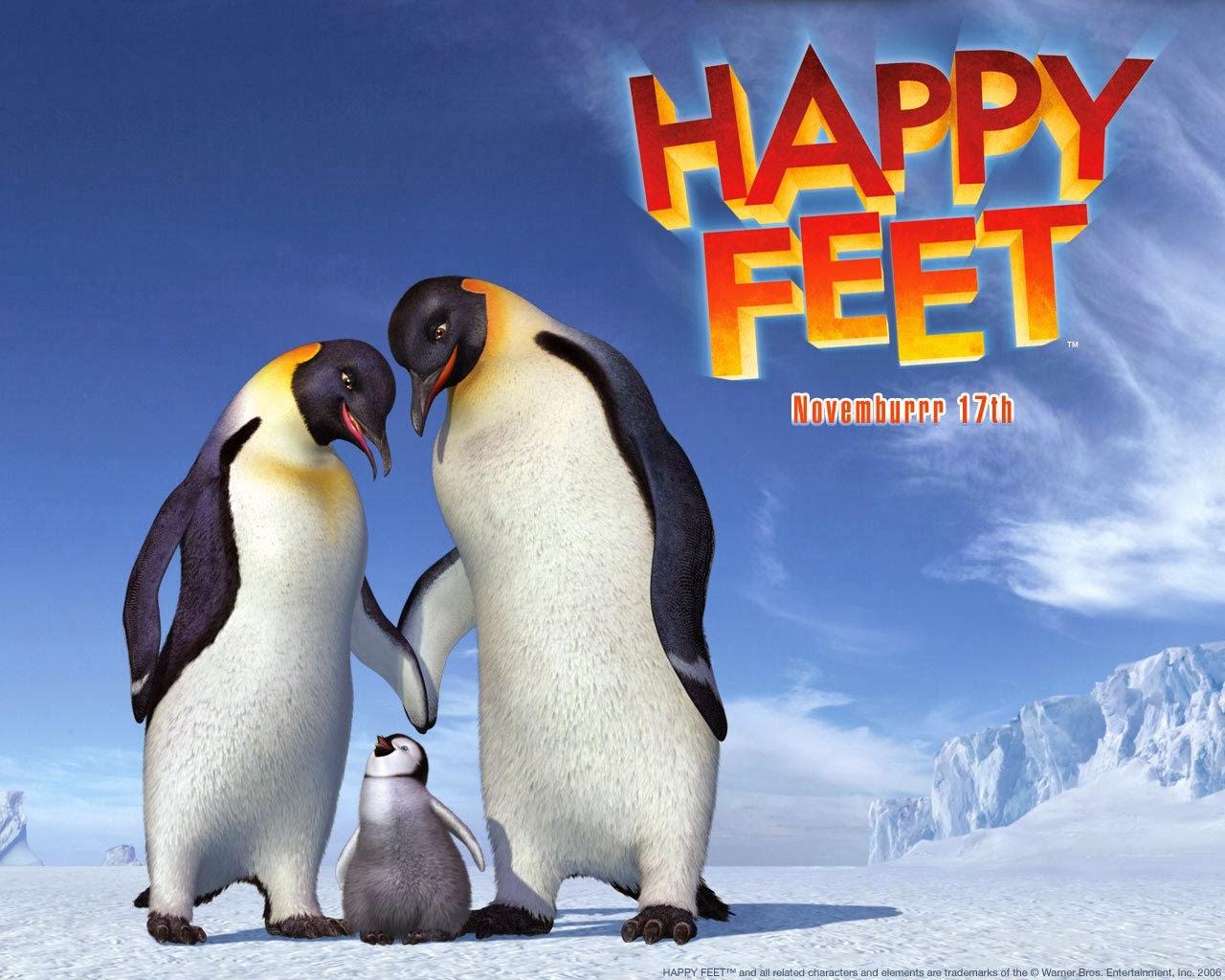 Film Reviews By Lisa Marie Monette Happy Feet 2006