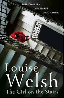 Book Review: The Girl on the Stairs by Louise Welsh