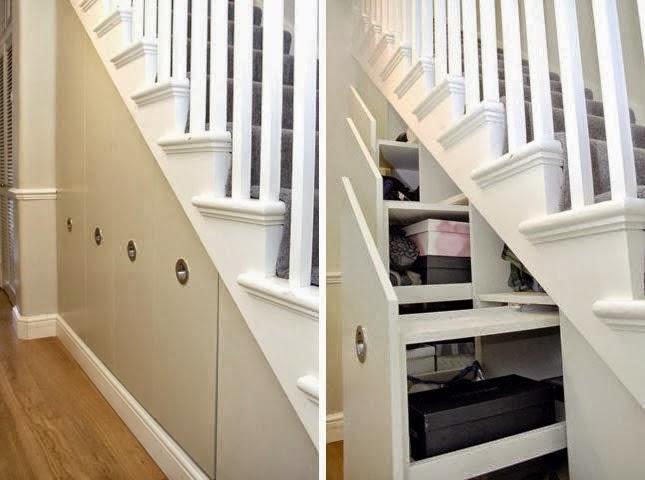 Qu podemos colocar bajo una escalera colores en casa for Soluciones bajo escalera
