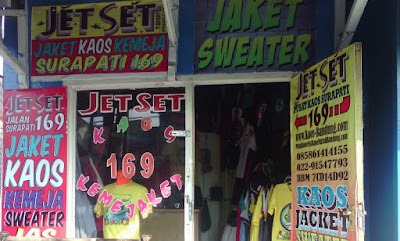Tempat Kaos Sablon di Bandung