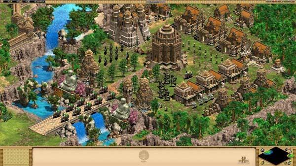 تحميل لعبة Age of Empires II HD Rise of the Rajas برابط مباشر + تورنت