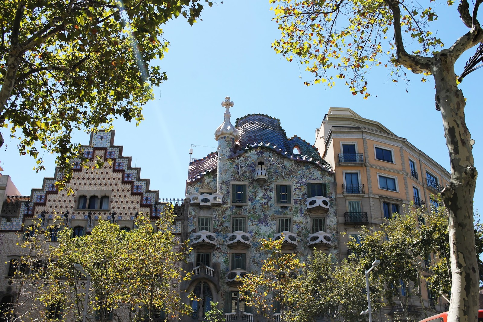 barcelona spain in august