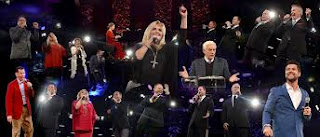 Gospel Music celebration in the Smokies