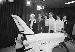 Σαν σήμερα … 1978, η NASA ανακοίνωσε την πρώτη ομάδα Αμερικανίδων αστροναυτών.
