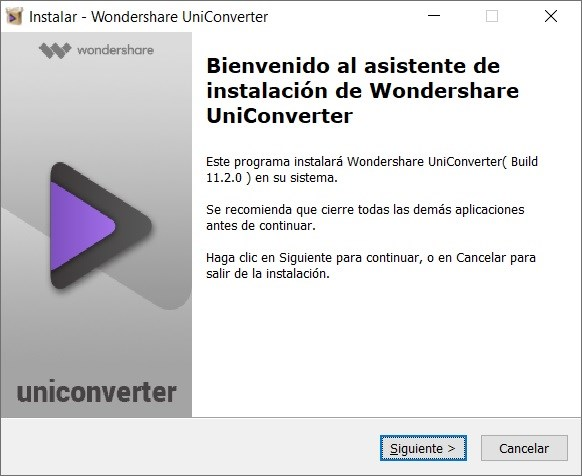 Wondershare UniConverter Full imagenes
