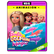 Barbie: Dolphin Magic (2017) WEB-DL 720p Audio Dual Latino-Ingles
