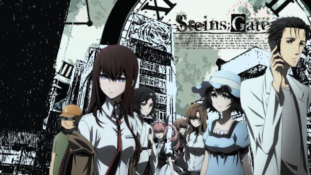 Steins;Gate - Anime Time Travel Terbaik (Melakukan Perjalanan Waktu)