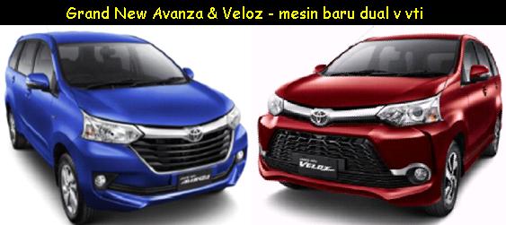 Grand New Avanza Type G 2018 Harga Toyota Dan Veloz - Diskon Promo Dp Minim