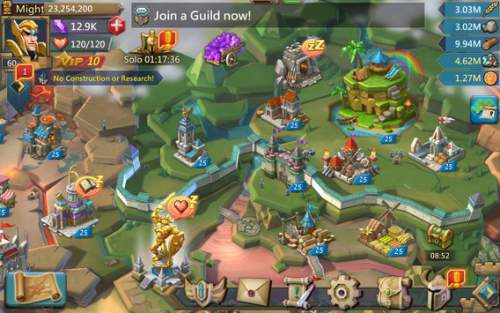 lords mobile game apk latest version