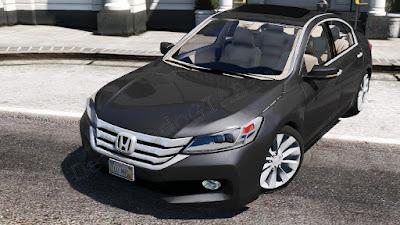 GTA V -  Honda Accord 2015