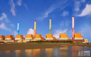 中火應變升級 台電:降空污、減水污、自主減產三路並進