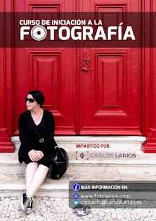 Curso de Iniciación a la Fotografía - 15 horas
