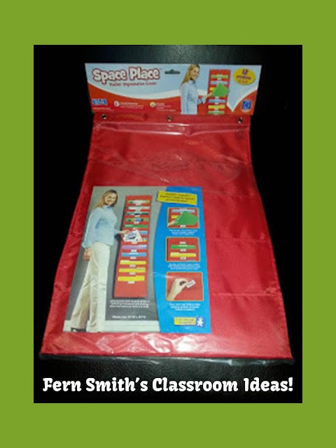 Fern Smith's Organizing Your Students' Work for the Week!