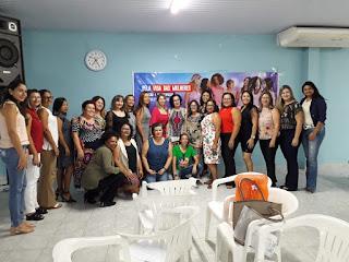 1ª Dama de Picuí participa de reunião do Fórum Estadual de Gestoras de Políticas Públicas para Mulheres da PB