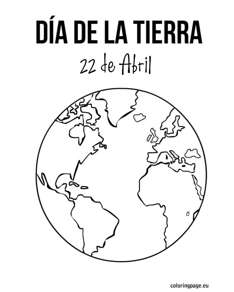 Increíble Hojas Para Colorear De Tierra Molde - Dibujos Para ...