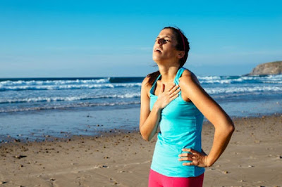 Paru-paru Sehat dengan Mengonsumi Makanan Berikut Ini