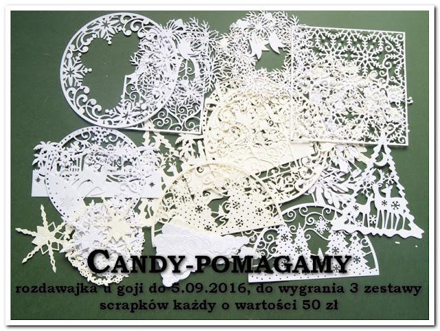 Candy-Pomagamy
