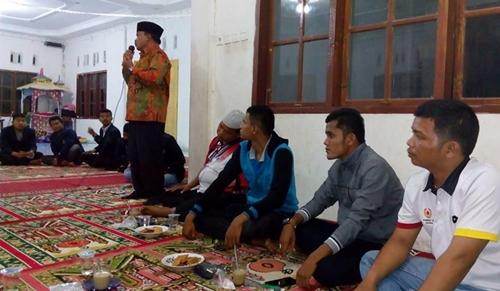 IMAPAR UIN Imambonjol Gelar Baksos di Surau Balenggek Sikabu