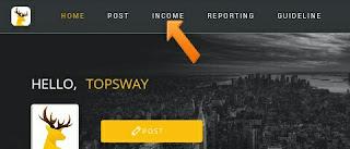 Uc news Account को monetize कैसे करें