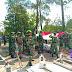 Danramil 0808/01 Blitar Pimpin Prosesi Pemakaman Koptu Atim