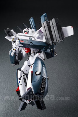 Figura VF-1S Strike Valkyrie Hikaru Ichijo Movie Ver. 1/60 Transformable Macross