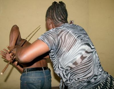nigerian man paralysed wife beatings