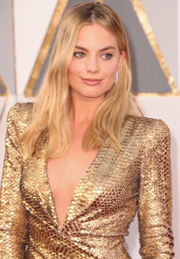 Margot Robbie Oscars 2016